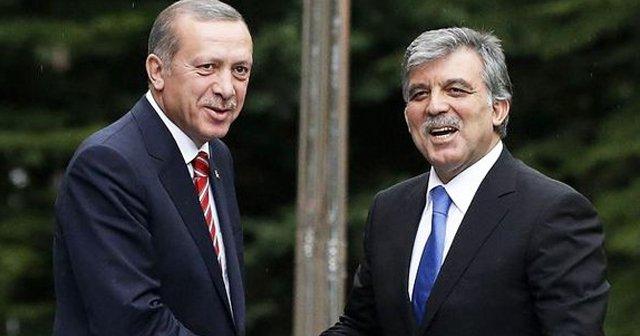 abdullah gül erdoğan ile ilgili görsel sonucu