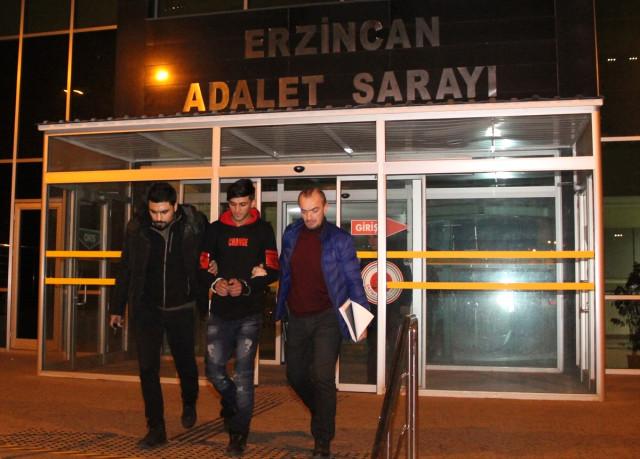 Erzincan'da Uyuşturucu Operasyonları