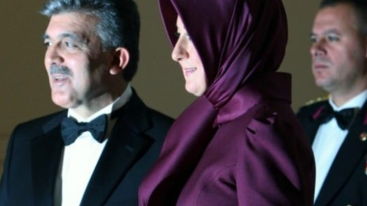 Abdullah Gül'ün eşi Hayrünnisa Gül hakkında olay iddia