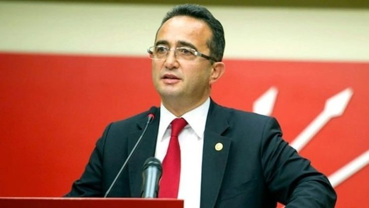 CHP Sözcüsü Tezcan'dan olay AK Parti iddiası