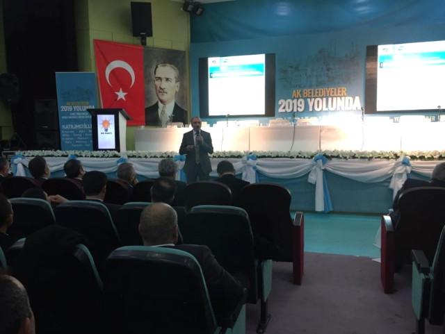 Maliye Bakan Yardımcısı Yavilioğlu'ndan Yerel Yönetimlere Proje Çağrısı