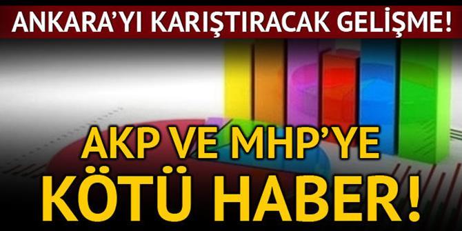 AK Parti-MHP eriyor, 'hayır' bloku büyüyor