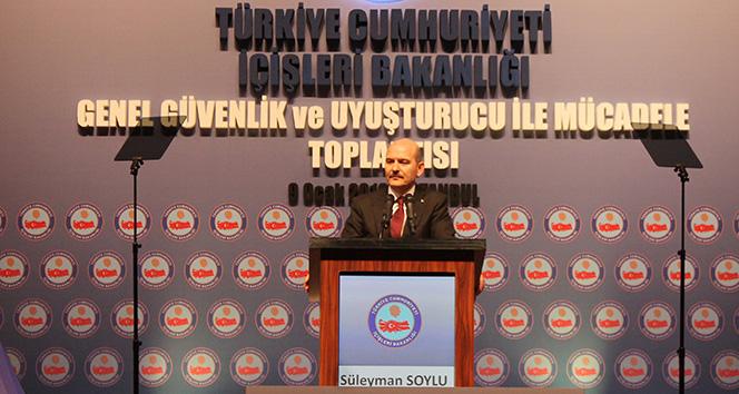 Bakan Soylu: 'FETÖ'den 48 bin 305 kişi tutuklandı'