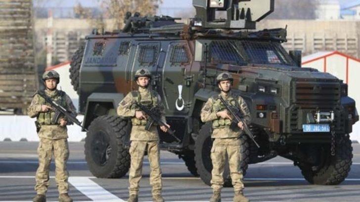 Jandarma'nın yeni kıyafetleri görücüye çıktı!