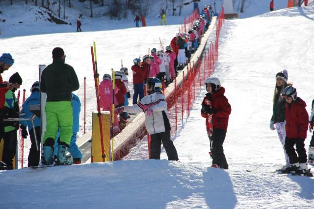 Palandöken'de Günlük 150 Kilometre Kayak İmkanı