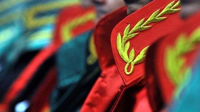 Yargı Mensuplarının 35 Yaşına Kadar Askere Gitmeleri Ertelendi