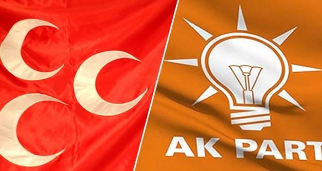 AK Parti'den son dakika MHP ile seçim ittifakı açıklaması