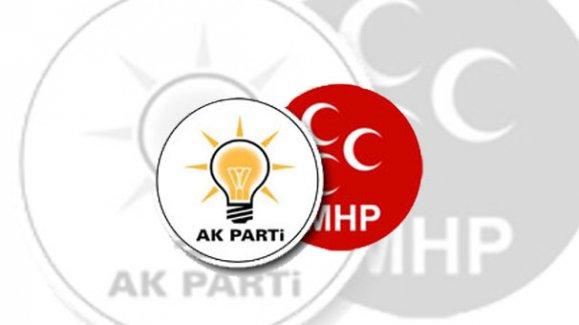 """AK Parti'nin """"ittifak komisyonu"""" üyeleri belli oldu"""