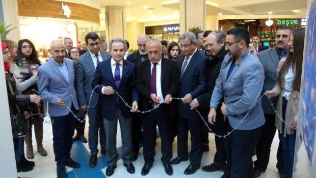 Erzurum Tel Örgülü Filistin Sergisi