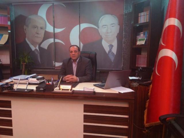 """Karataş: """"Devlet Bahçeli'nin İsmini Ağzına Almak CHP'nin Haddi Değildir"""""""