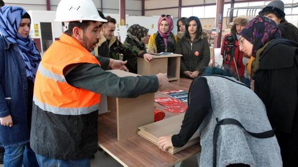 Erzurum Üniversite Öğrencilerinden 'İyilik Hareketi'