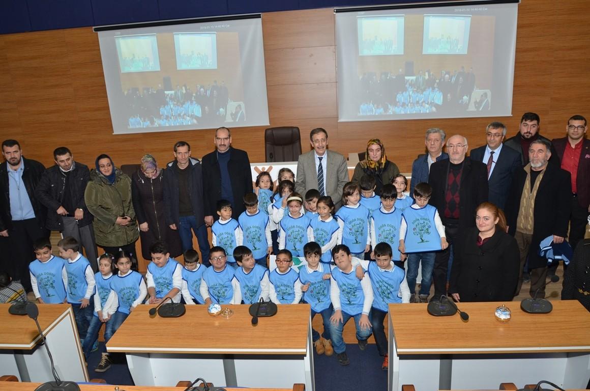 Erzurum'da Çevre ve Geri Dönüşüm etkinliği düzenledi