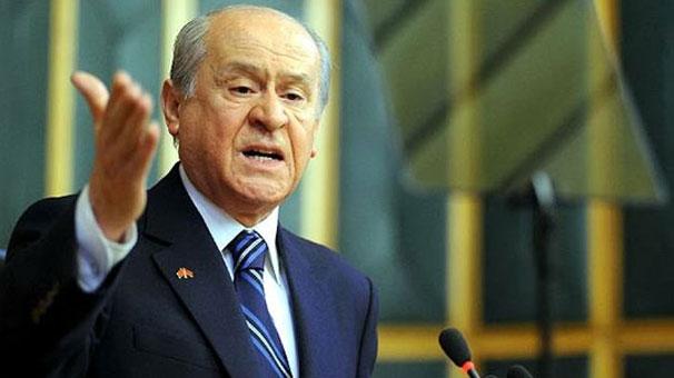 MHP lideri Bahçeli'den çok sert Kürt çıkışı!