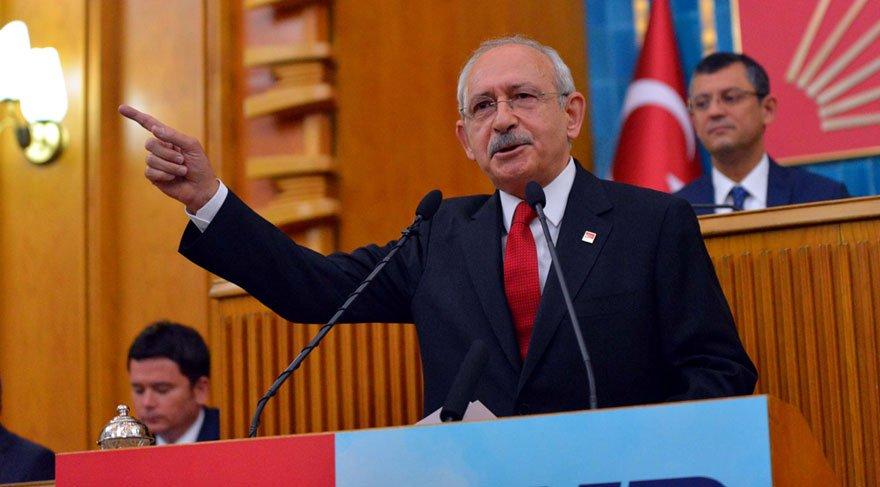 Kılıçdaroğlu: Dünyadan korkmam diyor, Bay Kemal'den korkuyor