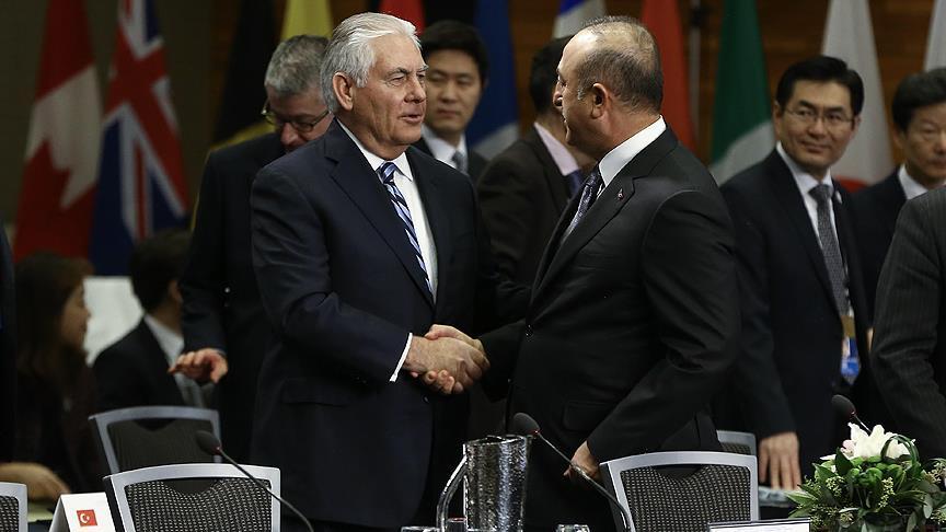 Çavuşoğlu'ndan flaş açıklama: Tedbirlerimiz sadece Afrin'le sınırlı değil