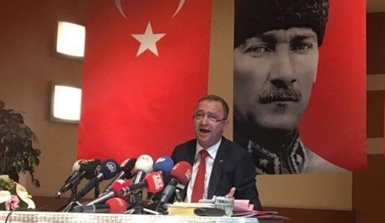 Ümit Kocasakal CHP'ye adaylığını açıkladı