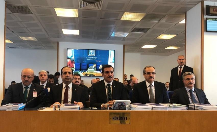 Bakan Tüfenkci'den İpek Yolu Projesi değerlendirmesi