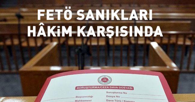 Erzurum'da o dava başladı