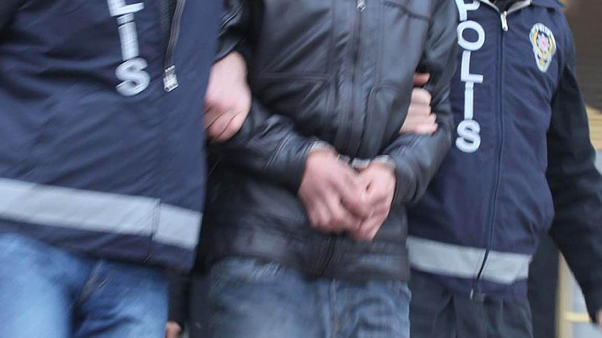 Erzurum'da Terör Propagandasına Gözaltı