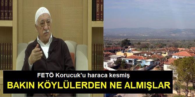 """Fetö """"Himmet"""" Adı Altında Köylüden """"Arpa, Buğday"""" Toplamış"""