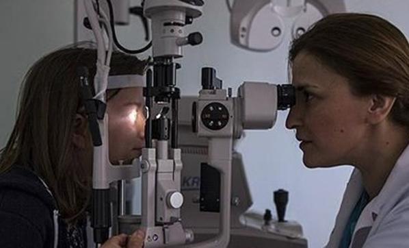 Şeker hastalarında gözü düzenli kontrol koruyor!