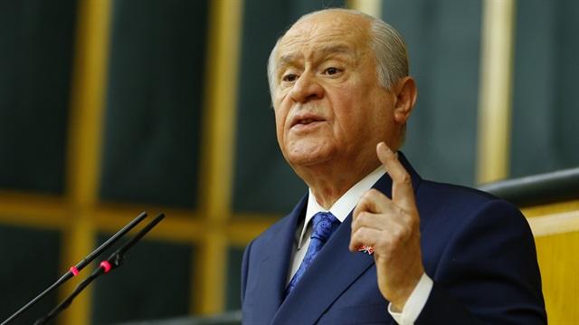 MHP lideri Bahçeli'den Afrin operasyonuna ilk yorum