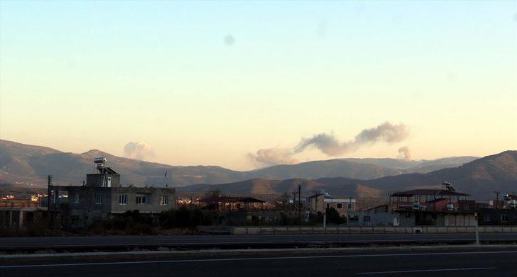Afrin operasyonunda son durum! İşte ilk fotoğraflar...