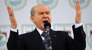 Devlet Bahçeli: Ya Afrin yıkılsın, ya teröristler yakılsın