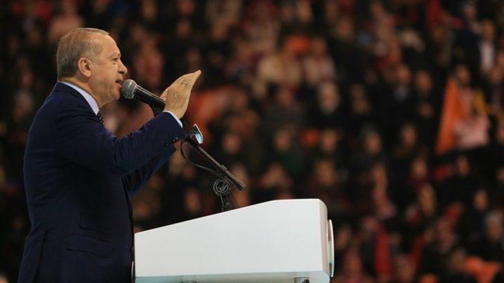 Erdoğan'dan Afrin uyarısı: Sokağa çıkma çağrısına uyanlar bedelini ağır öderler
