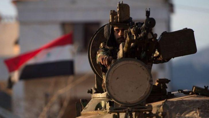 Rusya: Suriye ordusu, İdlib'de Fetih el Şam'a karşı operasyona başladı