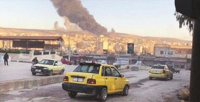 YPG sivilleri kalkan yapmak için Afrin'de tutuyor