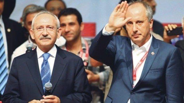 CHP Genel Başkanı Kılıçdaroğlu'na rakip oldu!