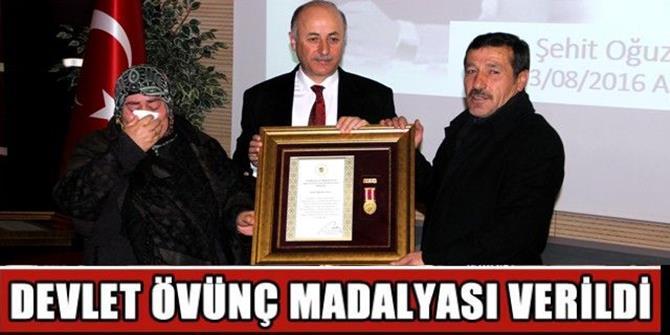 Erzurum'da Şehit anneleri duygulandırdı
