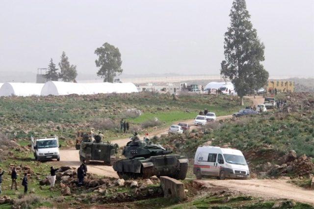 Zeytin Dalı Harekâtında son dakika gelişmeler yaşanıyor