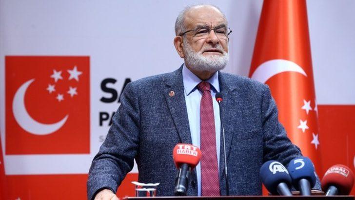 AKP-MHP ittifakı 'Saadet'siz