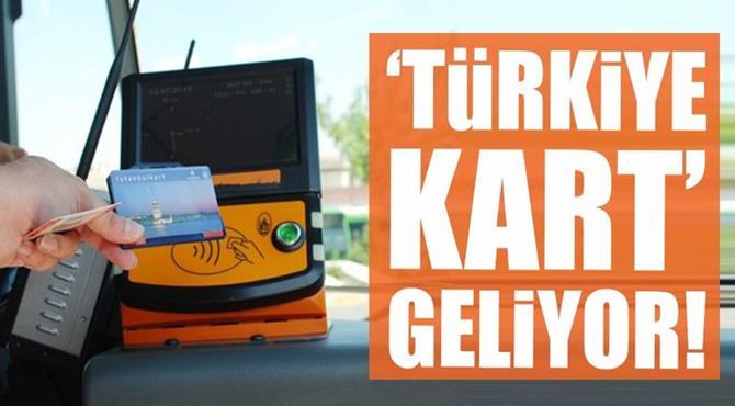 Türkiye Kart dönemi başlıyor