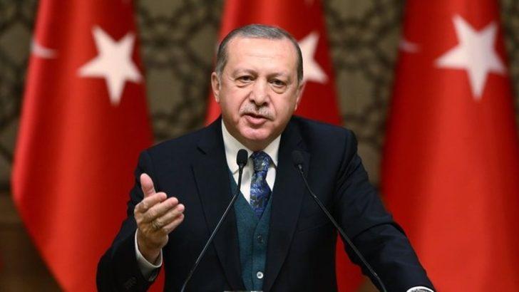 Erdoğan'dan 'Zeytinlik Harekatı' açıklaması: Obama bizi aldattı!
