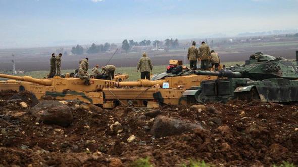 PYD kapana sıkıştı! Afrin'den kaçış yolu kapatıldı!...