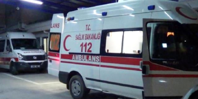 Tortum'da 4 Kişi Sobadan Sızan Karbonmonoksit Gazından Zehirlendi