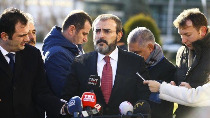 AK Parti'den Afrin tepkisi: CHP ÖSO'yu terörist göstermeye başladı