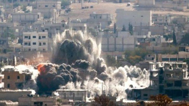 ABD IŞİD'i vurayım derken Irak askeri vurdu!