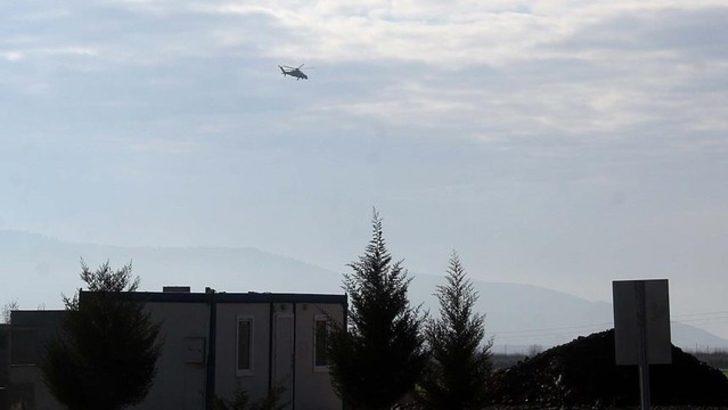 PYD 'Afrin'de Türk helikopteri düşürdük' demişti! Açıklama geldi
