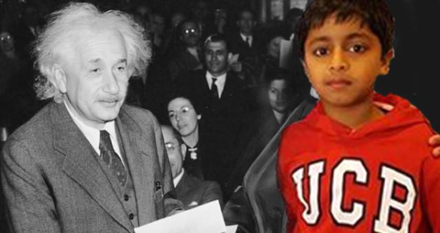 10 Yaşındaki Hintli Çocuk, Einstein ve Hawking'i Bile Geride Bıraktı