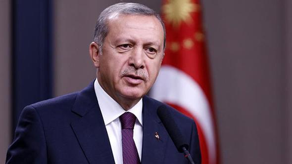 Grup toplantısında Erdoğan'ın sözünü bu sloganla kestiler