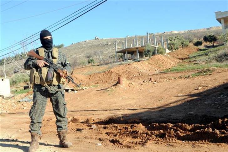 Sınır ve Afrin'den son fotoğraflar...