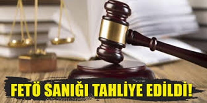 Erzurum'da Fetö Sanığı Tahliye Edildi, Eşi Bayıldı