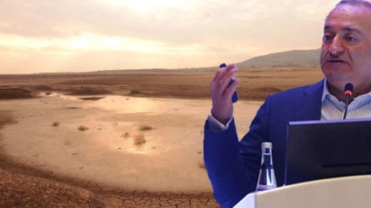 Prof. Dr. Mikdat Kadıoğlu: Türkiye yağmur hasadına gitmeli