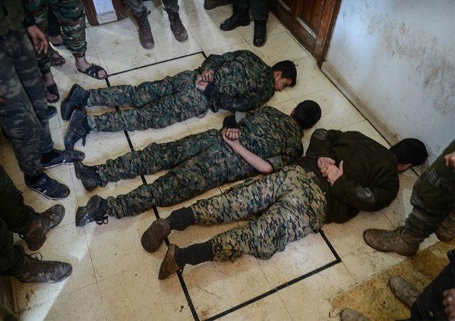 Burseya Dağı'nda yakalanan teröristler her şeyi itiraf etti!