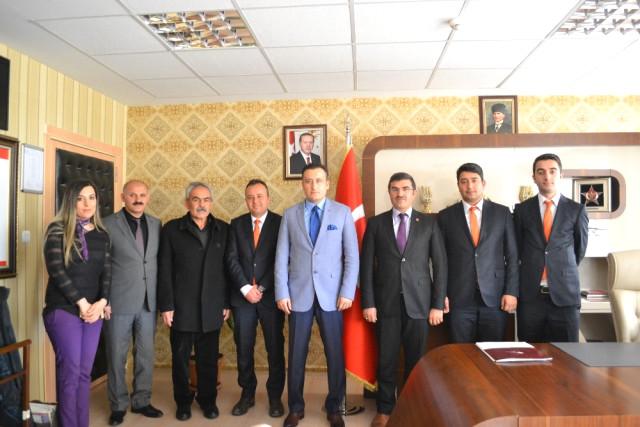 Erzurum'da 'Açık Kapı' Projesi