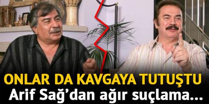 Arif Sağ'dan Orhan Gencebay'a sert cevap